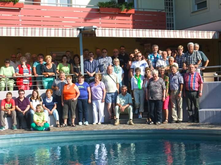 50 Teilnehmer