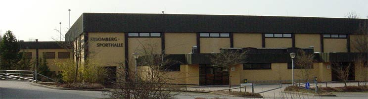 Stromberg-Sporthalle
