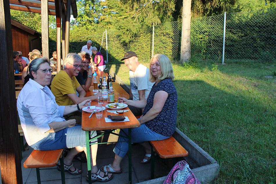 Rostbrätles-Abend 2016