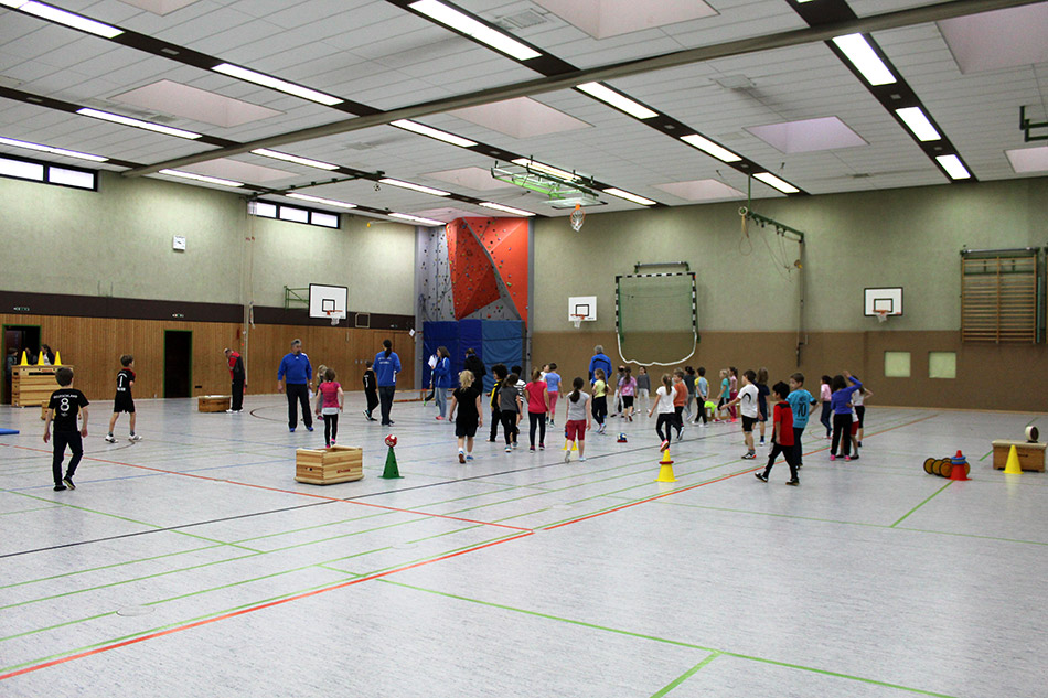 Handball und Turmball