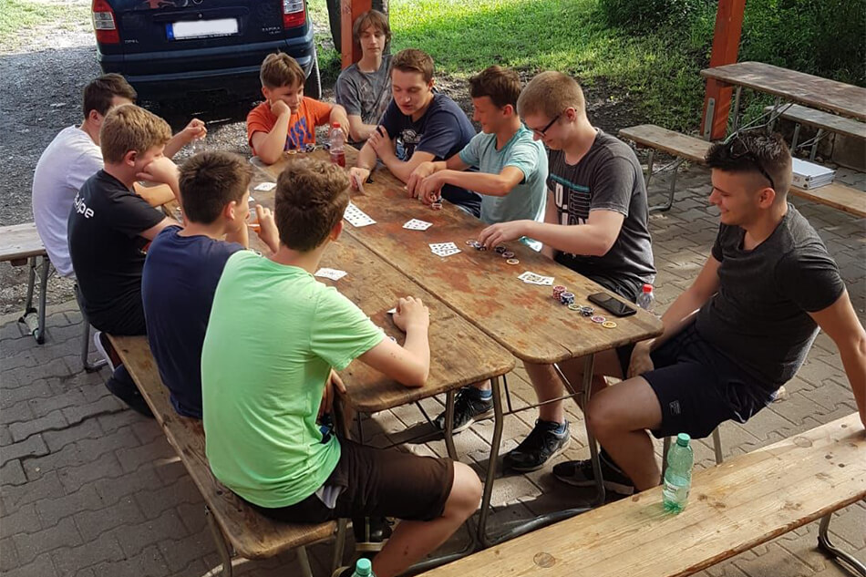 SVI Handball Jugendfreizeit 2018