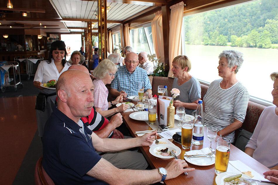 Von Passau nach Schlögen