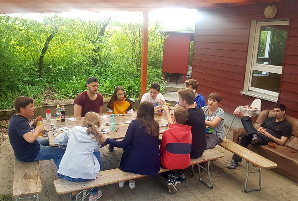 Jugendfreizeit in Eberdingen