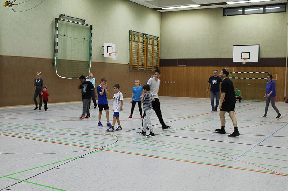 Training aller Jugendmannschaften