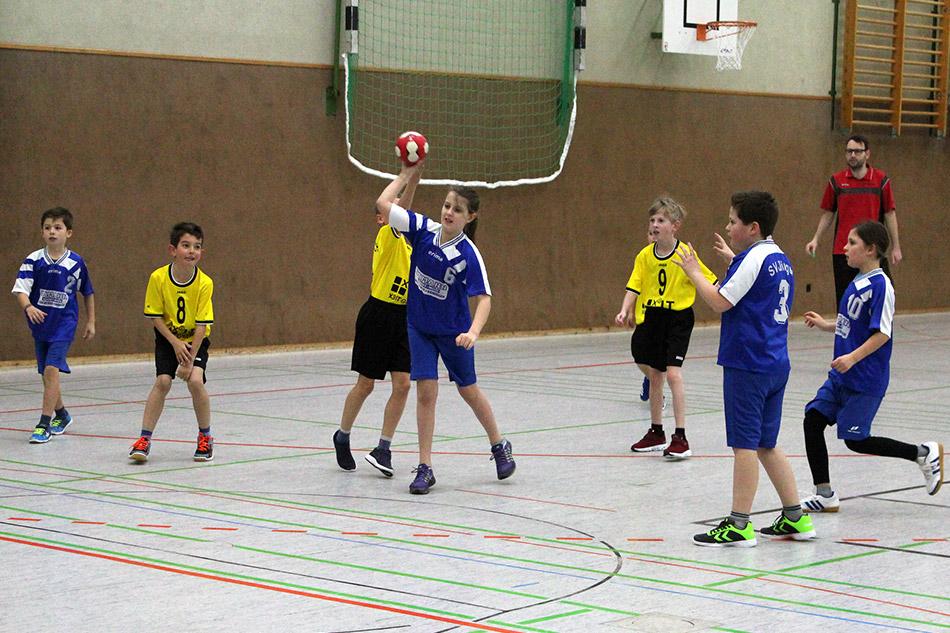 E-Jugendspieltag in Illingen